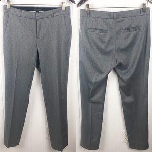 Banana republic•Ryan fit pants in grey polka dot
